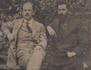 1913_Dimitar-Mihalchev,Grigor_Vasilev_Praga